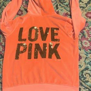 Large Victoria's Secret Pink jacket